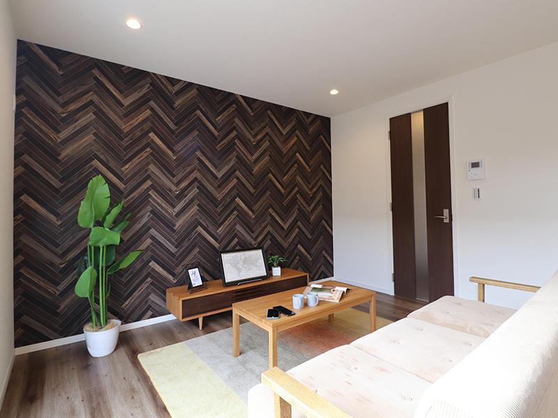ゼロキューブ新築 リビングルーム|滋賀で家を建てるなら匠工房