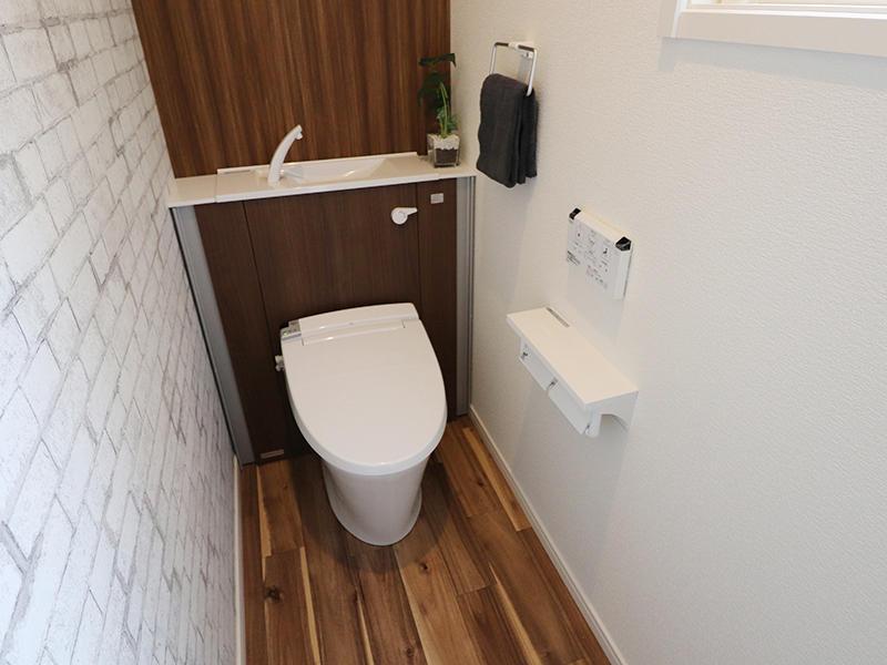 ゼロキューブ新築 トイレ|滋賀で家を建てるなら匠工房