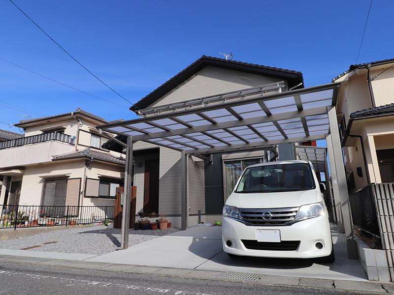 フォーセンス完成 外観|滋賀で新築建てるなら匠工房