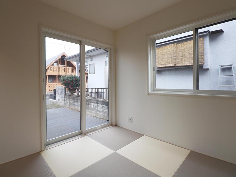 新築ゼロキューブ完成 半畳たたみ|滋賀で家を建てるなら匠工房