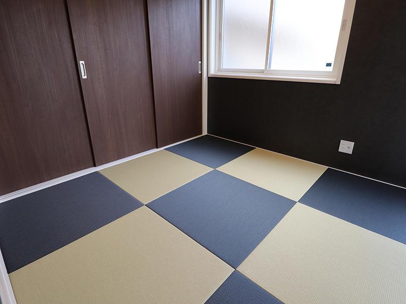 ゼロキューブ完成 半畳畳|滋賀で家を建てるなら匠工房