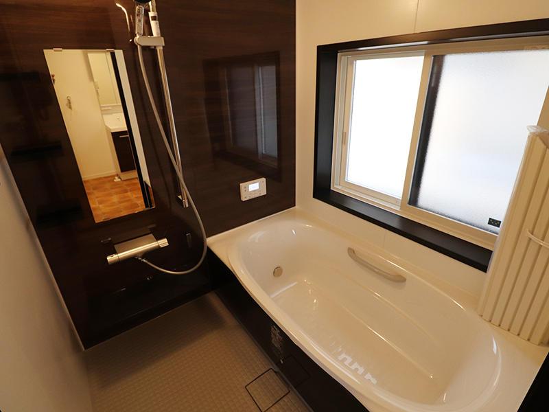 ゼロキューブ完成 システムバス|滋賀で家を建てるなら匠工房