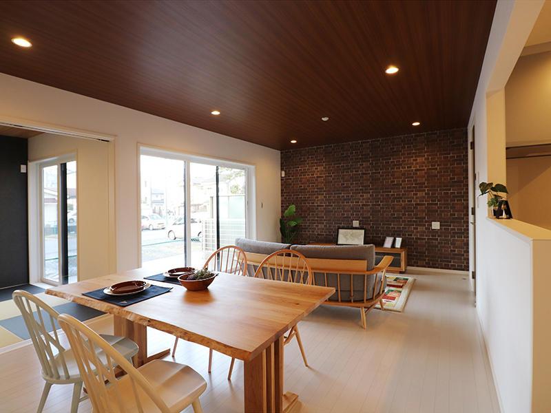 ゼロキューブ完成 LDK|滋賀で家を建てるなら匠工房