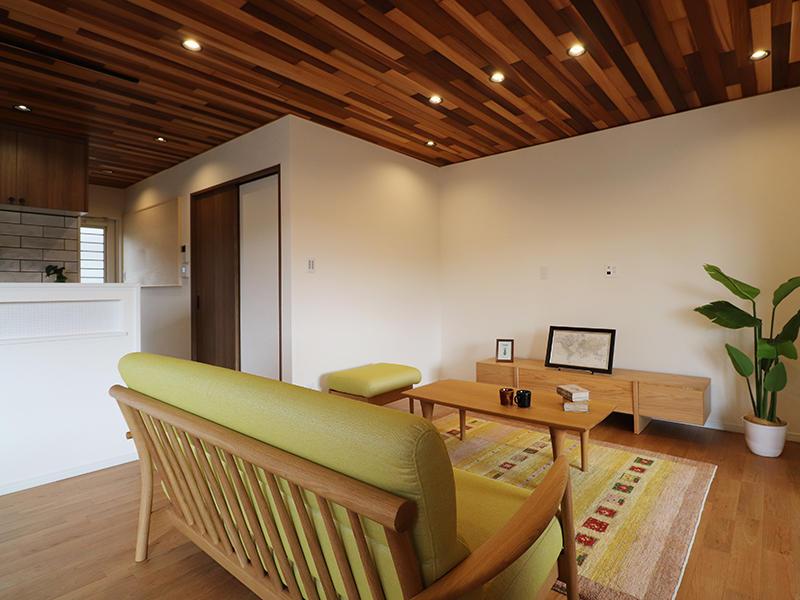 新築フォーセンス完成 LD|滋賀で家を建てるなら匠工房