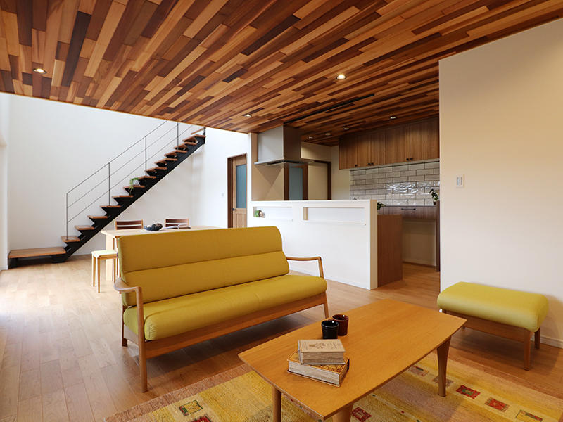 新築フォーセンス完成 LDK|滋賀で家を建てるなら匠工房