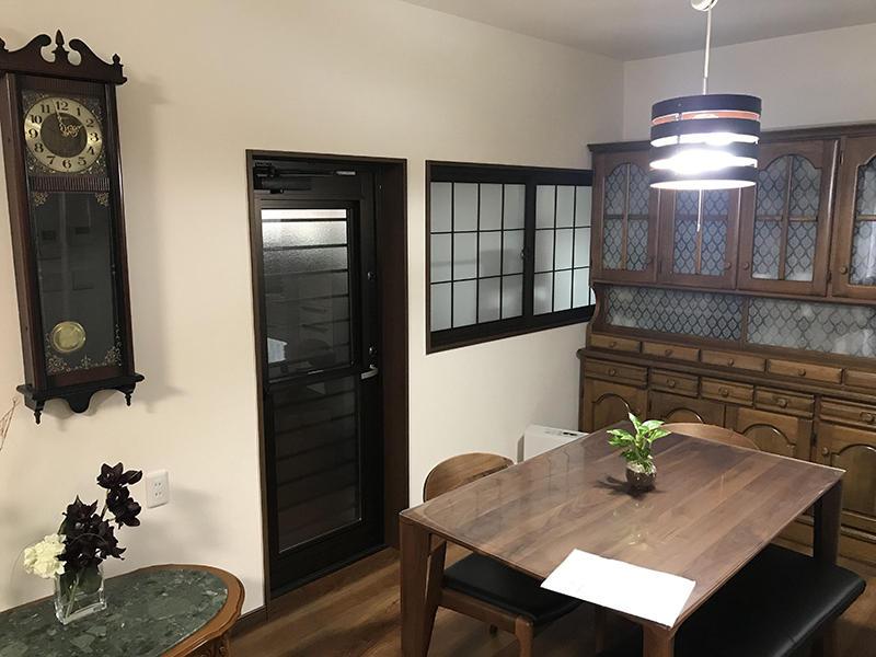 新築フォーセンス完成 パンチングシナベニア|滋賀で家を建てるなら匠工房