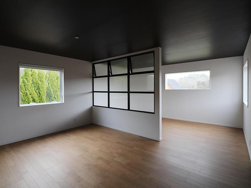 新築フォーセンス完成 洋室 寝室|滋賀で家を建てるなら匠工房
