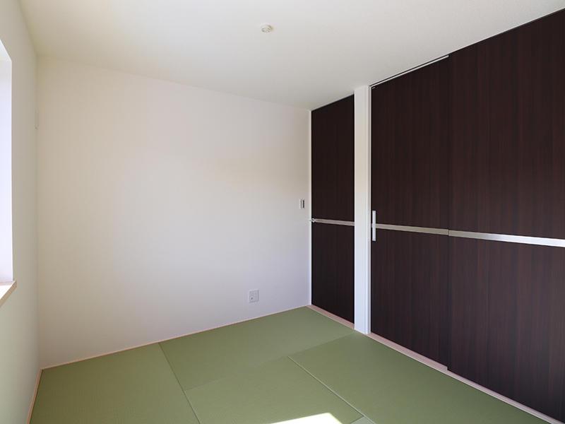 フォーセンス完成 和室|滋賀で家を建てるなら匠工房