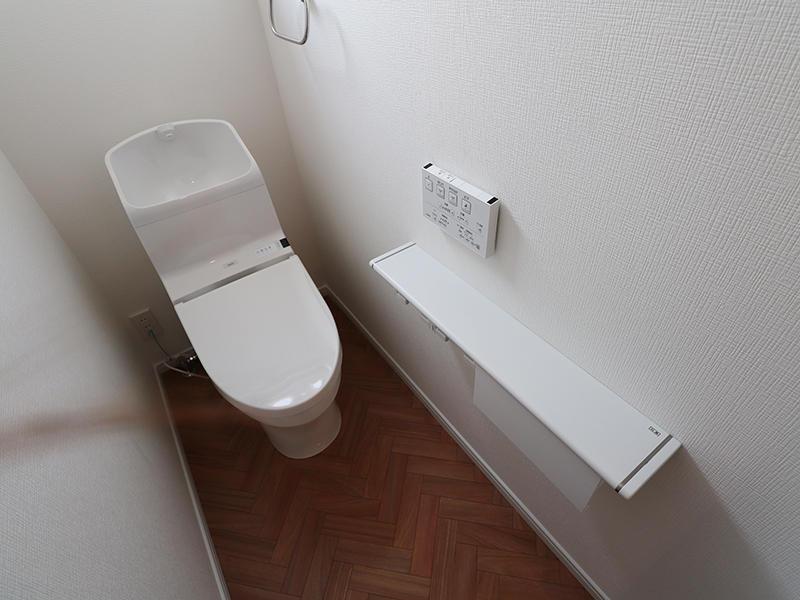 2階トイレ TOTO製