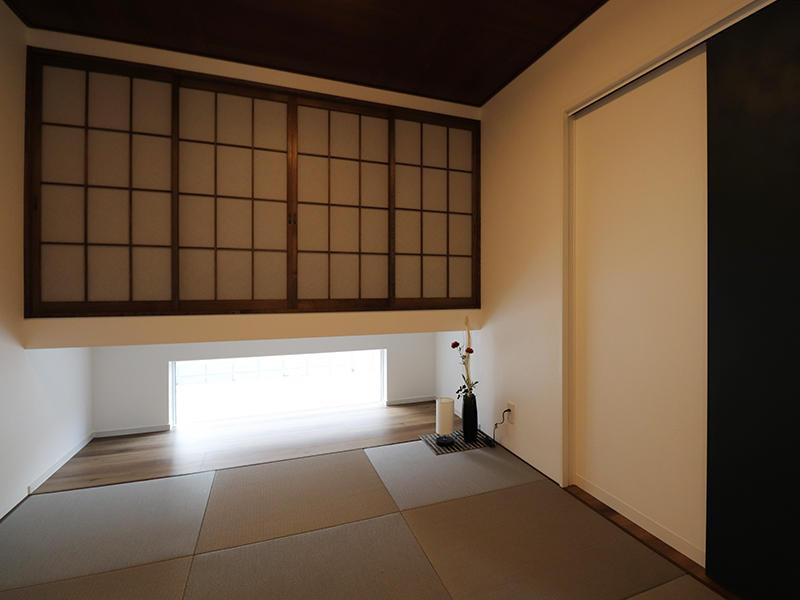 新築フォーセンス完成 和室|滋賀で家を建てるなら匠工房