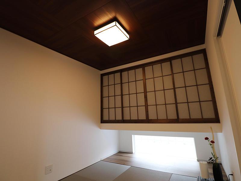 新築フォーセンス完成 たたみ|滋賀で家を建てるなら匠工房
