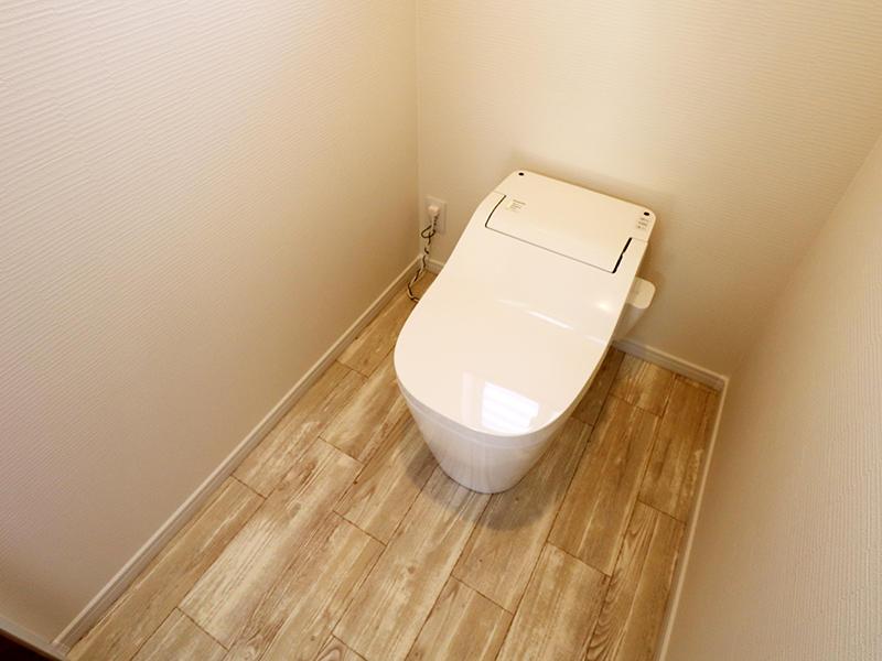 新築フォーセンス完成 トイレ|滋賀で家を建てるなら匠工房