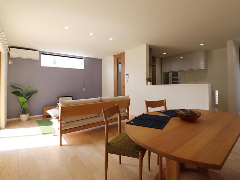 新築ゼロキューブ完成 LD|滋賀で家を建てるなら匠工房