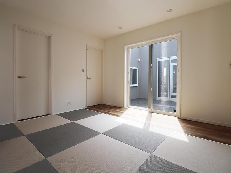 ゼロキューブ完成 和室|滋賀で家を建てるなら匠工房