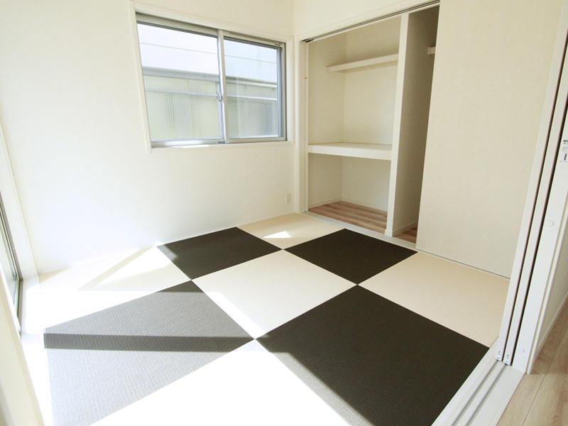 和室 畳 新築 施工事例