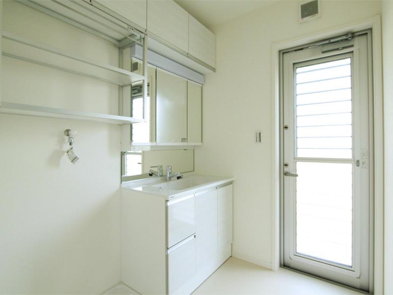 施工事例 キッチン スペース 対面