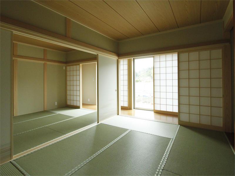 畳 襖 和室 内装