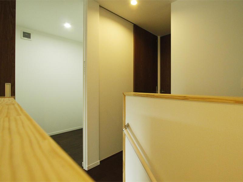 廊下 階段 洗面 内装