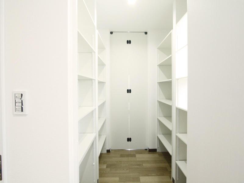 収納 洗面 脱衣室 スペース