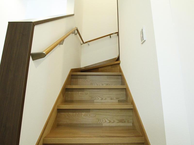 階段 ホール 廊下 玄関