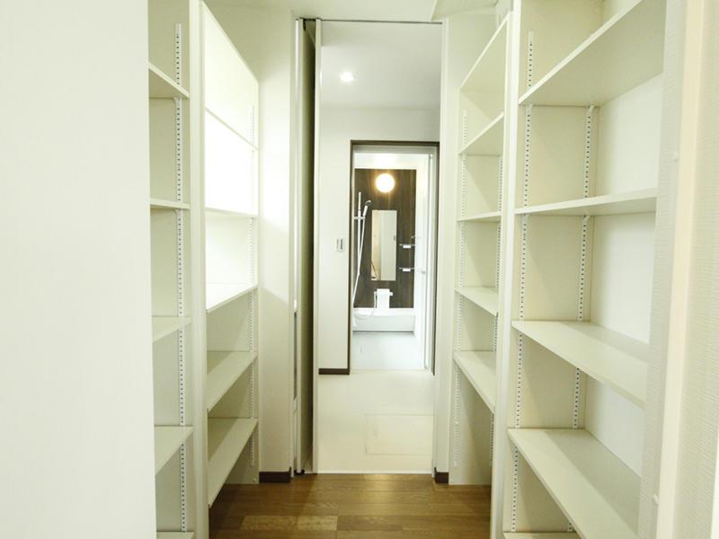 収納 スペース カップボード キッチン