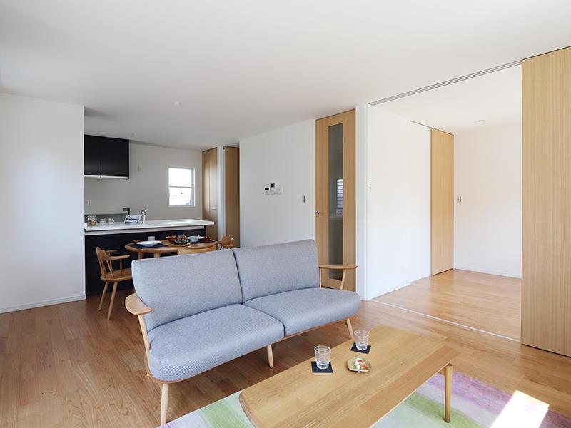 フォーセンス新築完成 LDK|滋賀で家を建てるなら匠工房