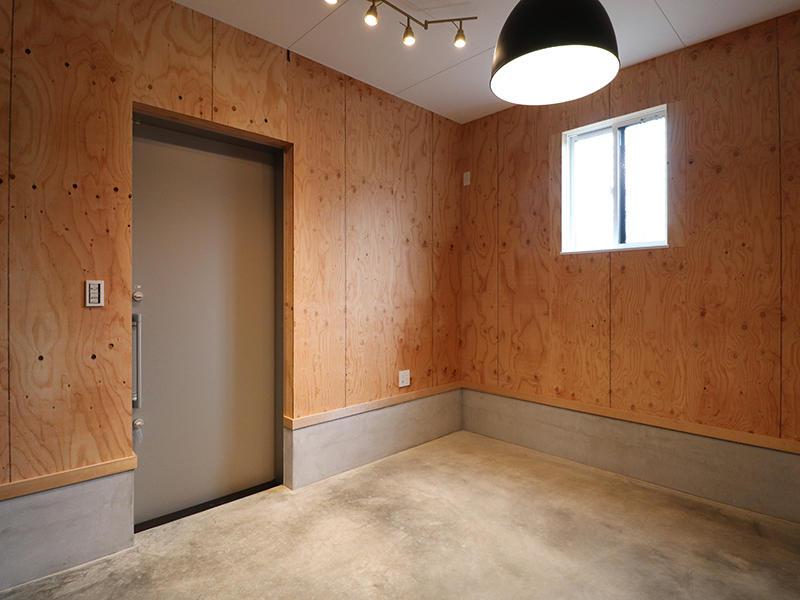 フォーセンス新築完成 土間|滋賀で家を建てるなら匠工房
