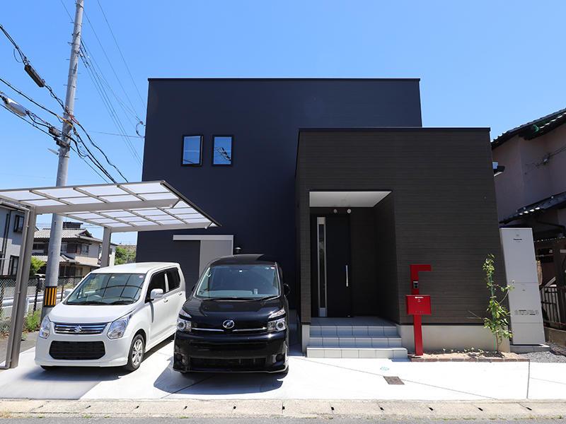 フォーセンス新築完成 外観|滋賀で家を建てるなら匠工房