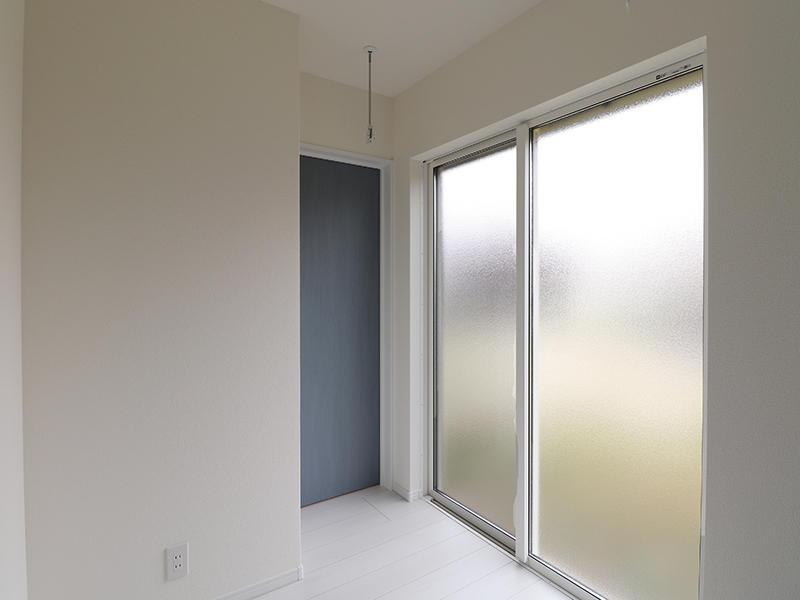 新築フォーセンス完成 洗濯室|滋賀でリフォームするなら匠工房