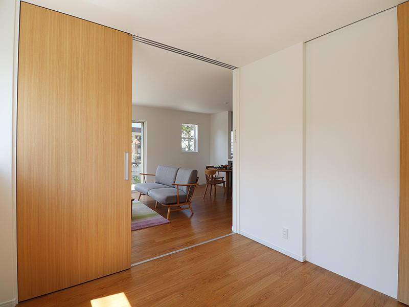 フォーセンス新築完成 洋室|滋賀で家を建てるなら匠工房