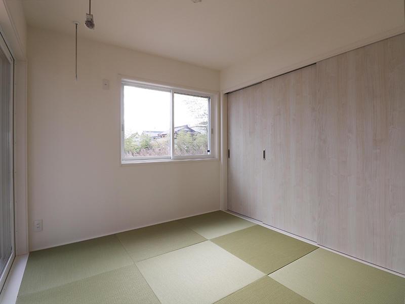 ゼロキューブ新築 和室|滋賀で家を建てるなら匠工房
