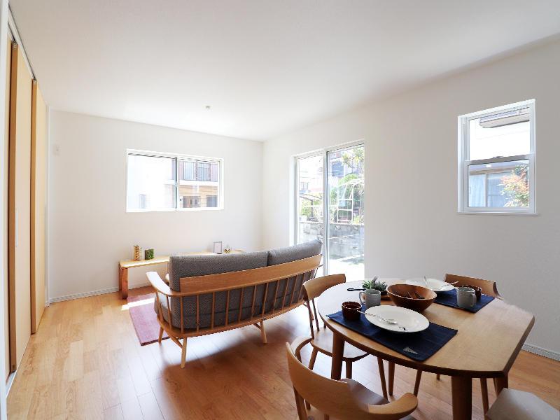 フォーセンス新築完成 ナチュラルテイスト|滋賀で家を建てるなら匠工房