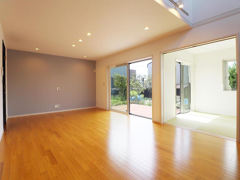 ゼロキューブ新築完成 LDK|滋賀で家を建てるなら匠工房