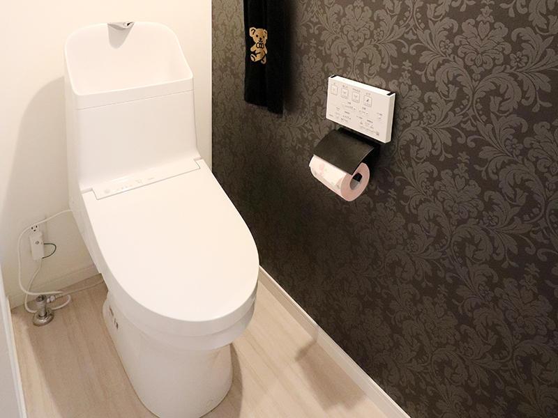 新築フォーセンス完成 トイレ1|滋賀で家を建てるなら匠工房
