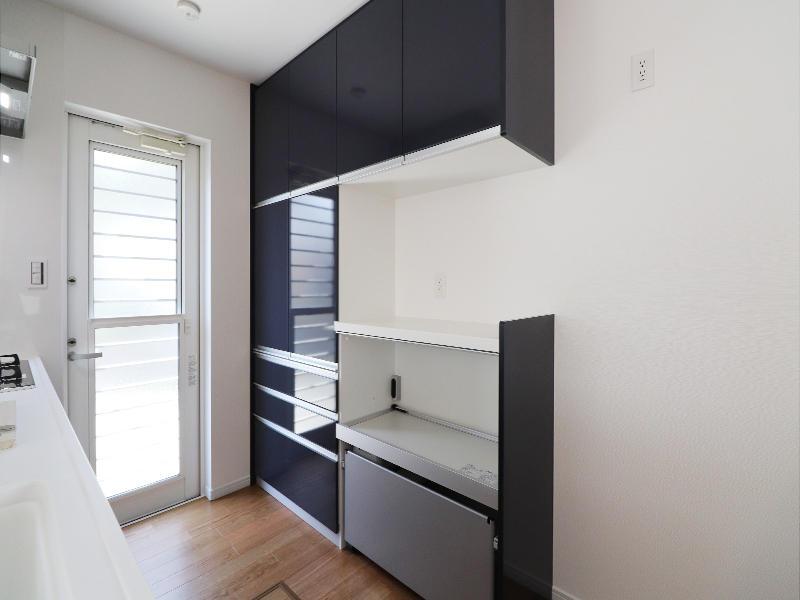フォーセンス新築完成 カップボード|滋賀で家を建てるなら匠工房